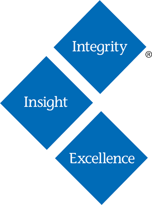 Integrity, Insight, Excellence